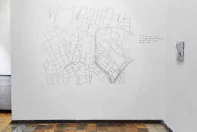 Map for Photographs in public space - Ljubljana, ŠKUC gallery